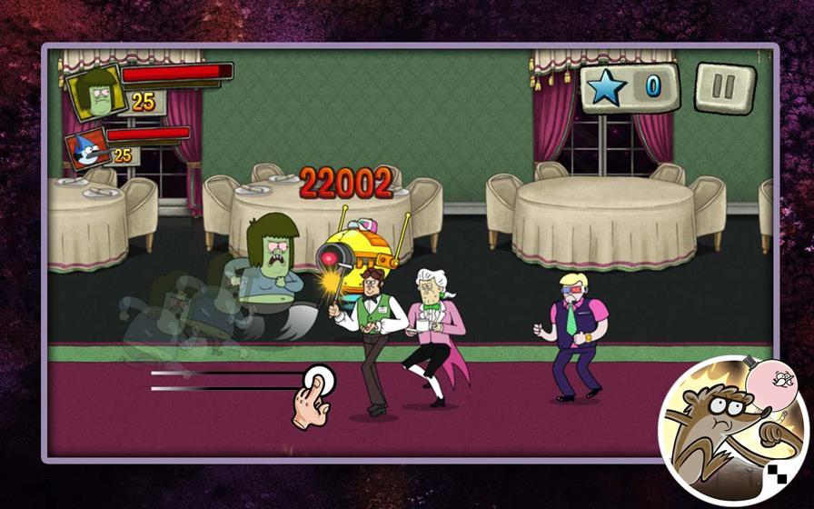 apenas-um-show-melhor-parque-universo Os Melhores Jogos da Cartoon Network para Celular e Tablet Android