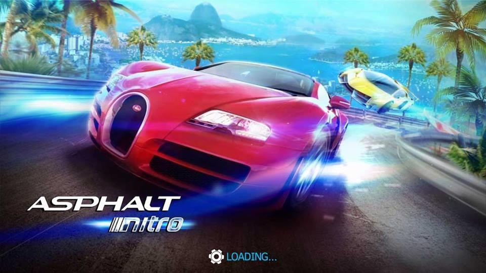 """asphalt-nitro-8 Asphalt Nitro: Gameloft confirma novo jogo que terá versões para celulares Top e """"fracos"""""""