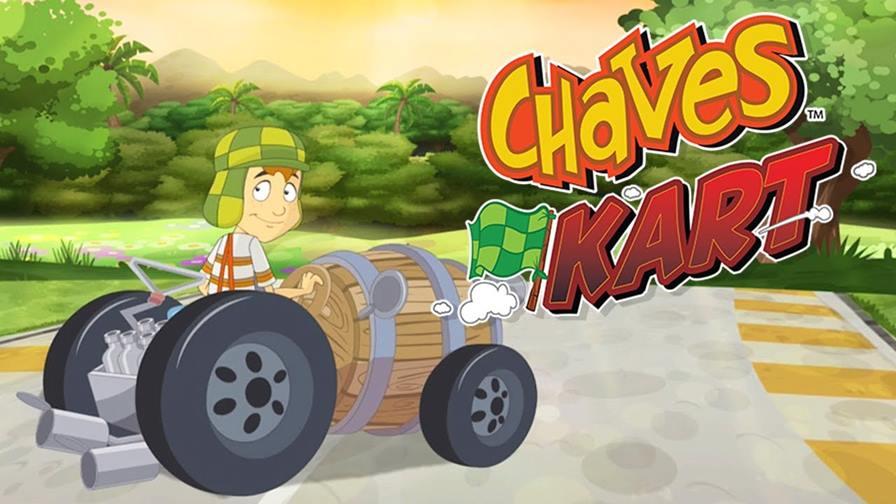 chaves-kart-android Em português e DUBLADO, Chaves Kart para Android é pura diversão!