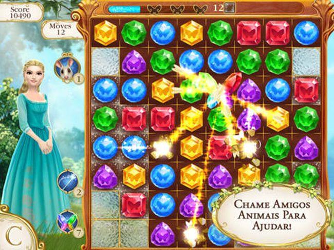 cinderella-ios iPhone e iPad: Melhores Jogos Grátis de Março de 2015