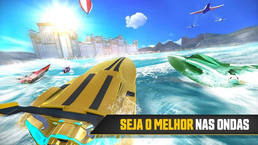 driver-speedboat-paradise-1 Ubisoft finalmente lança Driver Speedboat Paradise para Android e iOS