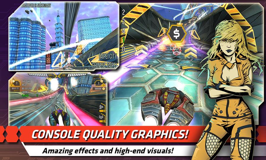 flashout-2s Flashout 2S é um jogo de corrida gratuito que lembra F-Zero GX