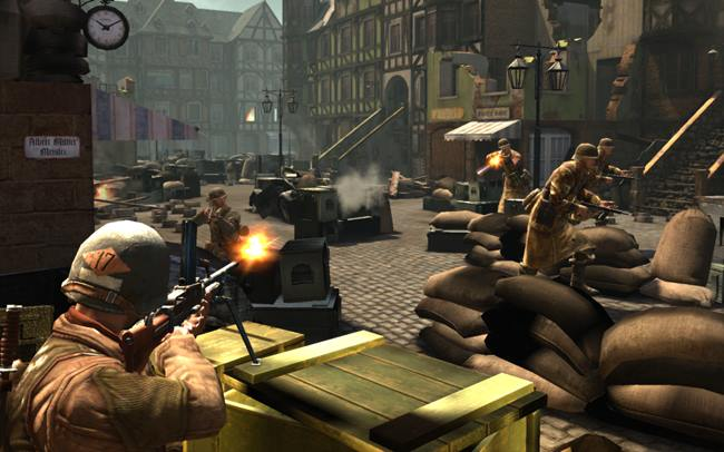 frontline-command-ww-2-android Os 25 Melhores Jogos de Guerra para Android e iPhone