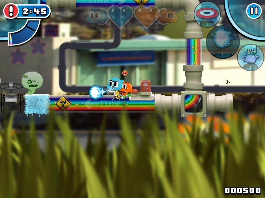 gumball-confusao-arcoiris-android Gumball Confusão no Arco-Íris é o novo jogo da Cartoon Network para Android e iOS