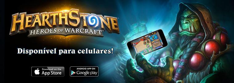hearthstone-celular-android Hearthstone: Dicas de Sites e Canais para quem vai começar a jogar no celular