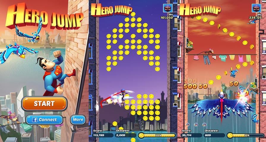 hero-jump-android Melhores Jogos para Android da Semana #12/2015