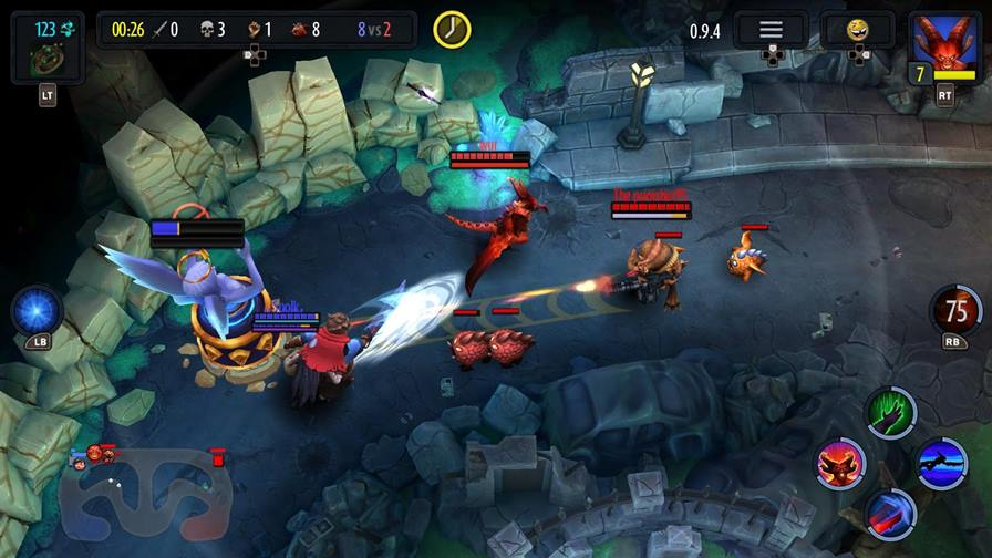 heroes-of-soulcraft-moba-android