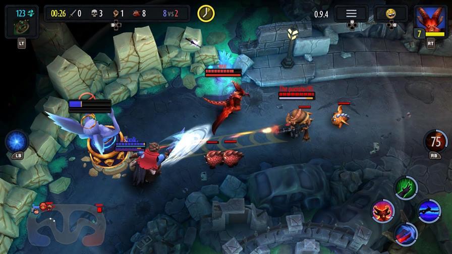 heroes-of-soulcraft-moba-android Melhores Jogos para Android Grátis – Abril de 2015