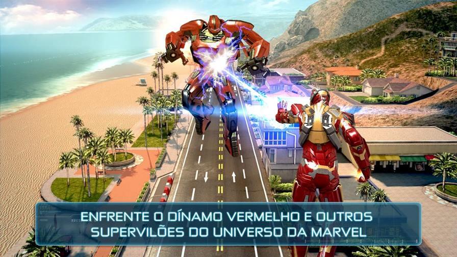homem-de-ferro-3 Vingadores: Era de Ultron - 10 Jogos para Android com os Personagens do Filme!