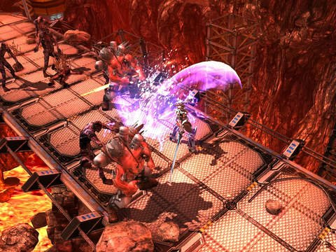 implosion-2 Implosion: jogo de Sci-Fi e gráficos AAA acaba de chegar ao iPhone e iPad!