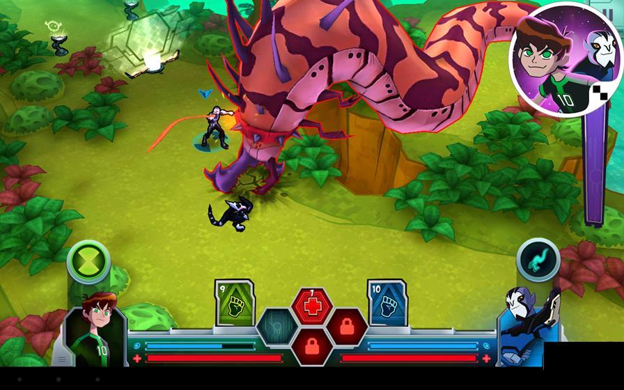 ira-do-psychobos-ben-10-android Os Melhores Jogos da Cartoon Network para Celular e Tablet Android