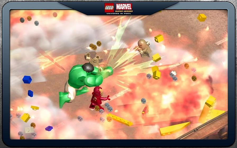 marvel-lego Vingadores: Era de Ultron - 10 Jogos para Android com os Personagens do Filme!