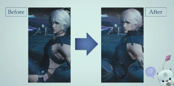 """mobius-final-fantasy-mudancas Mevius Final Fantasy agora é Mobius e o protagonista está menos """"diva"""""""