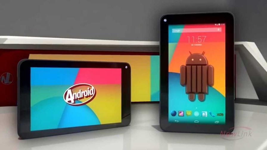 newlink-tablets NewLink e OEX unem forças para fortalecer presença no mercado brasileiro de eletrônicos e informática