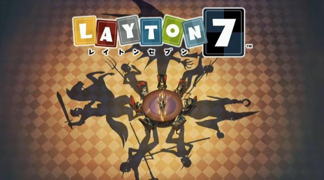 professor-layton-7 Level-5 deixa Nintendo 3DS de lado e lança sequência dos seus jogos no celulares