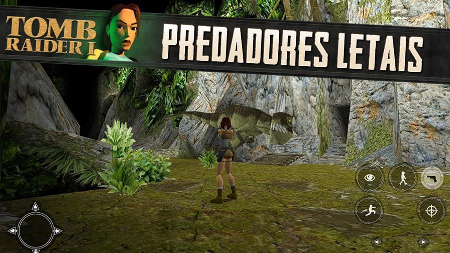 tomb-raider-1-android Tomb Raider chega ao Android com precinho camarada