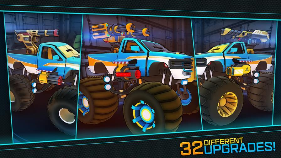 truckform-3 Melhores Jogos para Android da Semana #13 - 2015