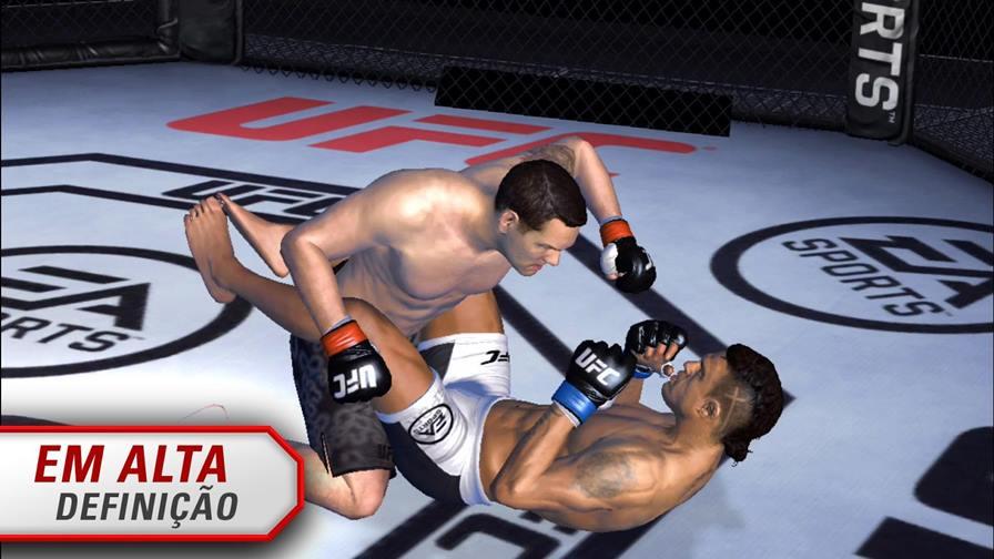 ufc-lancamento-android-ios UFC: Jogo Grátis já está disponível no Brasil para Download (Android e iOS)