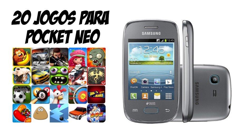 20-jogos-gratis-para-pocket-neo 20 Jogos Grátis para Samsung Galaxy Pocket Neo Duos