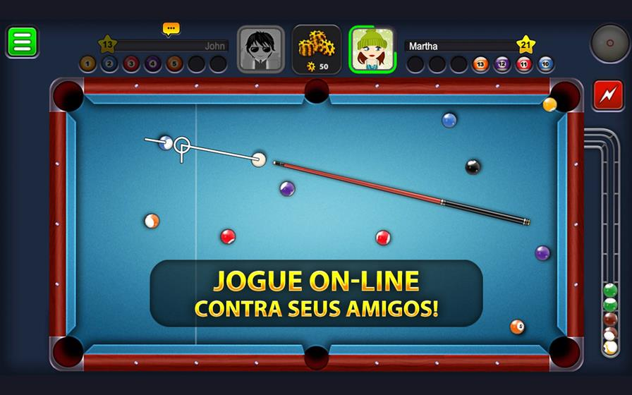 8-ball-pool 20 Jogos Grátis para Samsung Galaxy Pocket Neo Duos