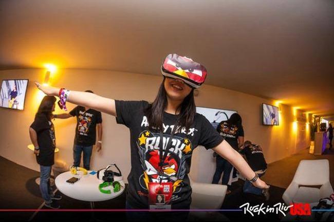 Angry-birds-vr-1 Estúdio Brasileiro e Rovio desenvolvem Angry Birds para óculos de realidade virtual