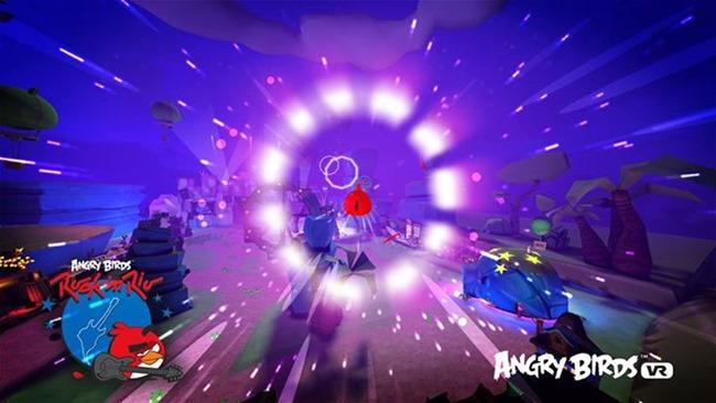 Angry-birds-vr-2 Estúdio Brasileiro e Rovio desenvolvem Angry Birds para óculos de realidade virtual