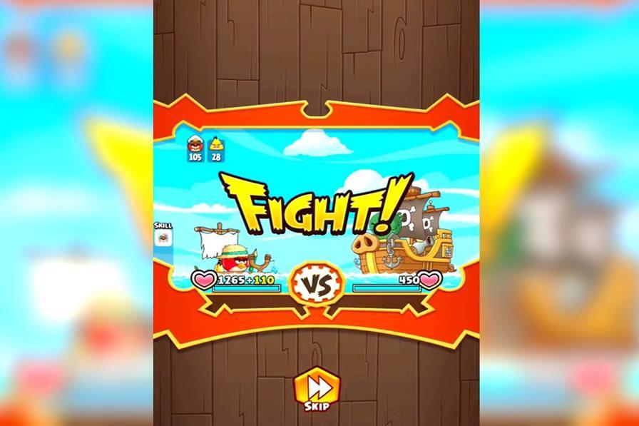 angry-birds-fight Angry Birds Fight: Confira o próximo jogo dos pássaros para Android, Windows Phone e iOS