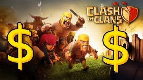 clash-of-money Clash of Clans: jogo rende quase US$ 5 milhões por dia à Supercell