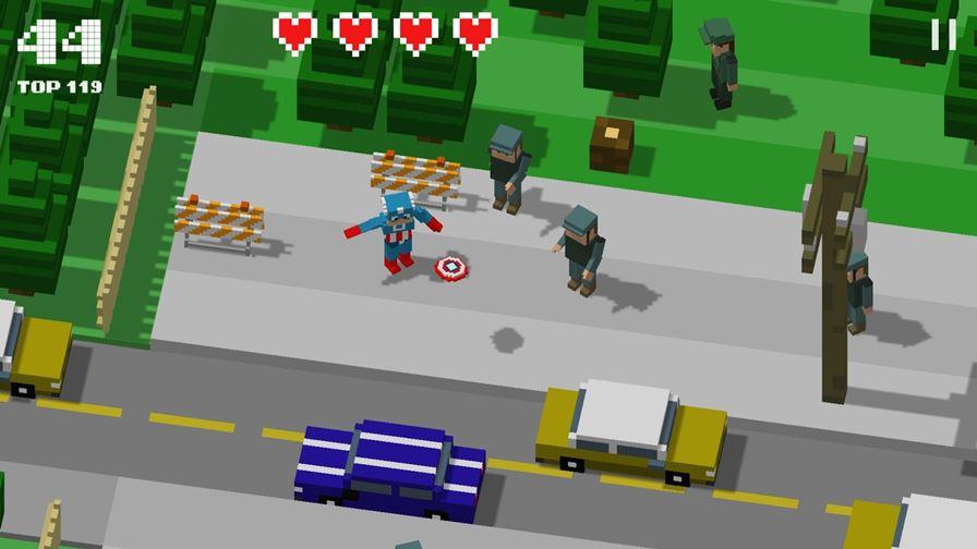 crossy-heroes-android Melhores Jogos para Android da Semana #19-2015