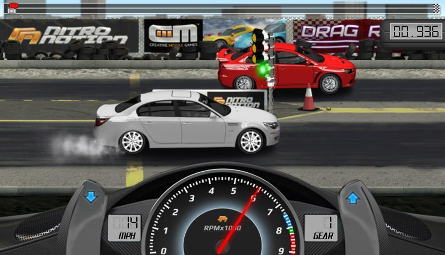 drag-racing 20 Jogos Grátis para Samsung Galaxy Pocket Neo Duos