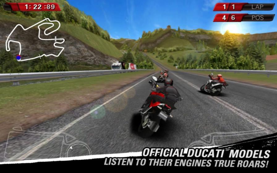 ducati-challenge Melhores Jogos de Moto para Celular ou Tablet com Android