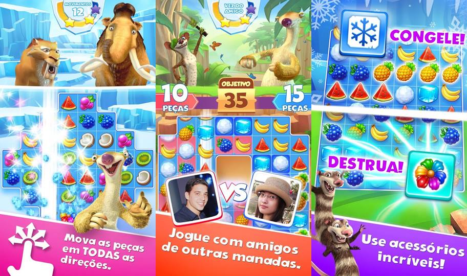 era-do-gelo-avalanche-0-horz Gameloft lança Era do Gelo: Avalanche para Android, iOS e Windows Phone