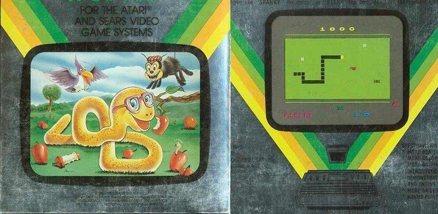 historia-jogos-de-cobrinha-snake [CURIOSIDADE] A História dos Jogos de Snake (cobrinha)