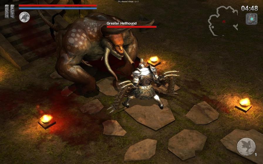 ire-dark-souls-android 25 Melhores Jogos Grátis para iPhone e iPad - 1º Semestre de 2015