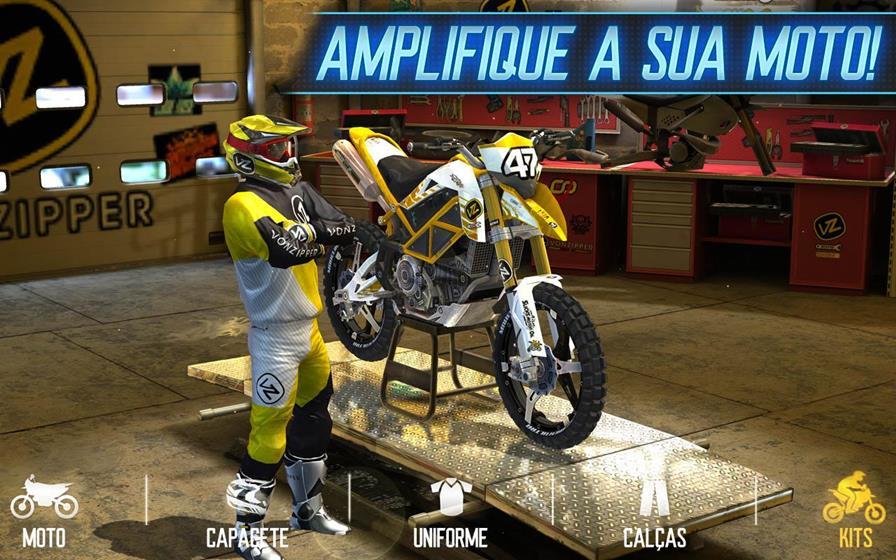 motocross-meldown Melhores Jogos de Moto para Celular ou Tablet com Android