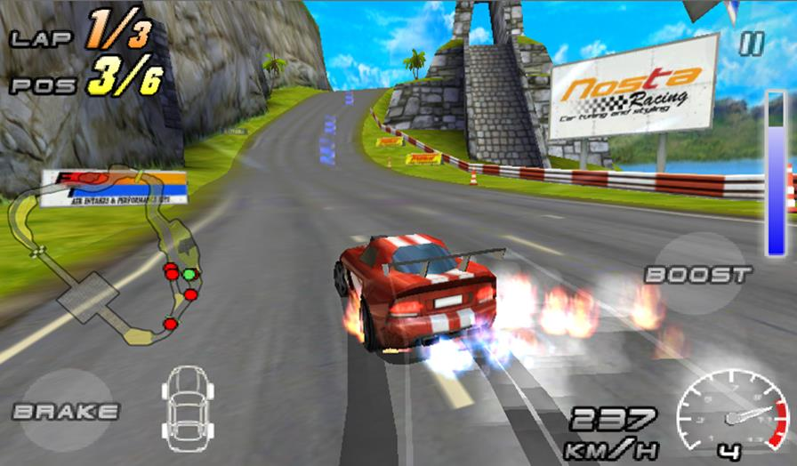 raging-thunder-2 20 Jogos Grátis para Samsung Galaxy Pocket Neo Duos