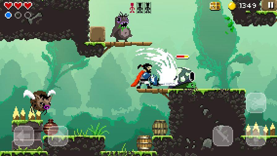sword-of-xolan-1 10 Jogos Leves e Offline para Android #1