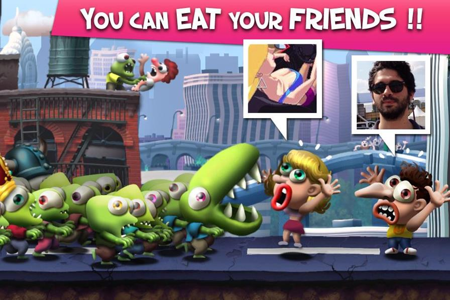 zombie-tsunami Melhores Jogos Offline de Zumbis para Android e iPhone