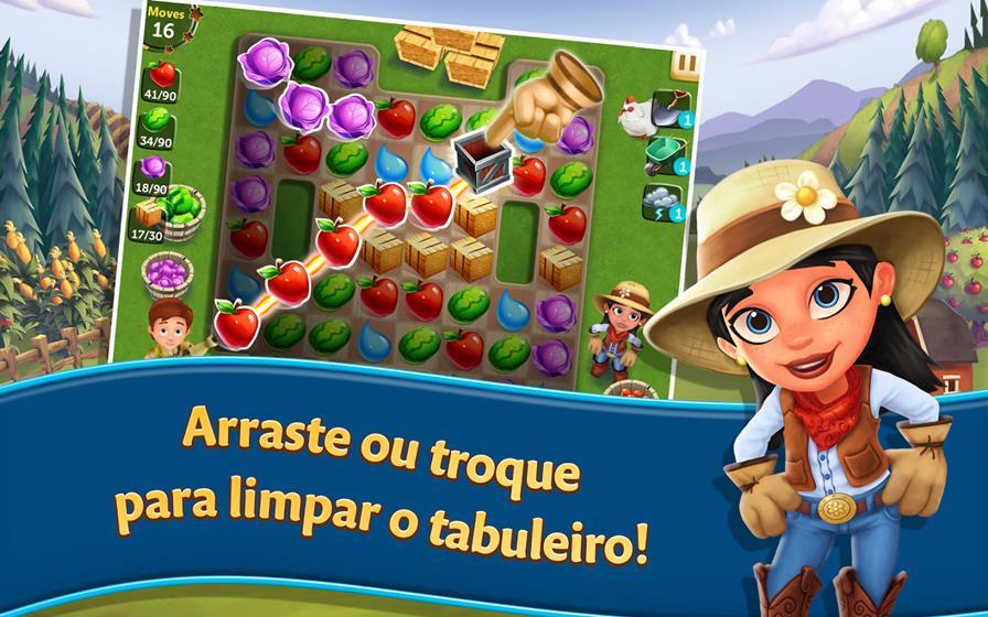 Farmville-harvest-swap-android Melhores Jogos para Android da Semana #21 -2015