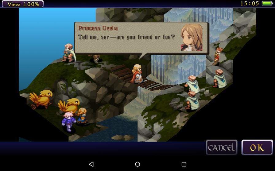 Final-Fantasy-Tactics-1 Final Fantasy Tactics chega ao Android (Jogo Pago e muito bom!)