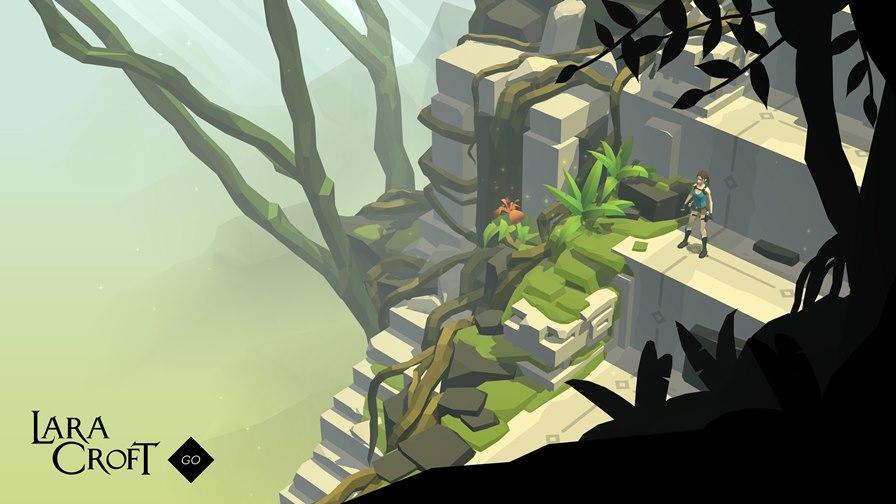 Lara-Craft-Go-teaser-002 E3 2015: Lara Croft Go é o novo jogo de Tomb Raider para Android e iOS