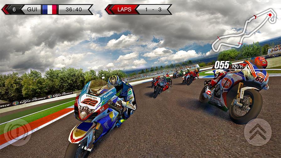 SBK15-Android-Game-3 Android: 25 Jogos Offline Para Baixar Grátis #3