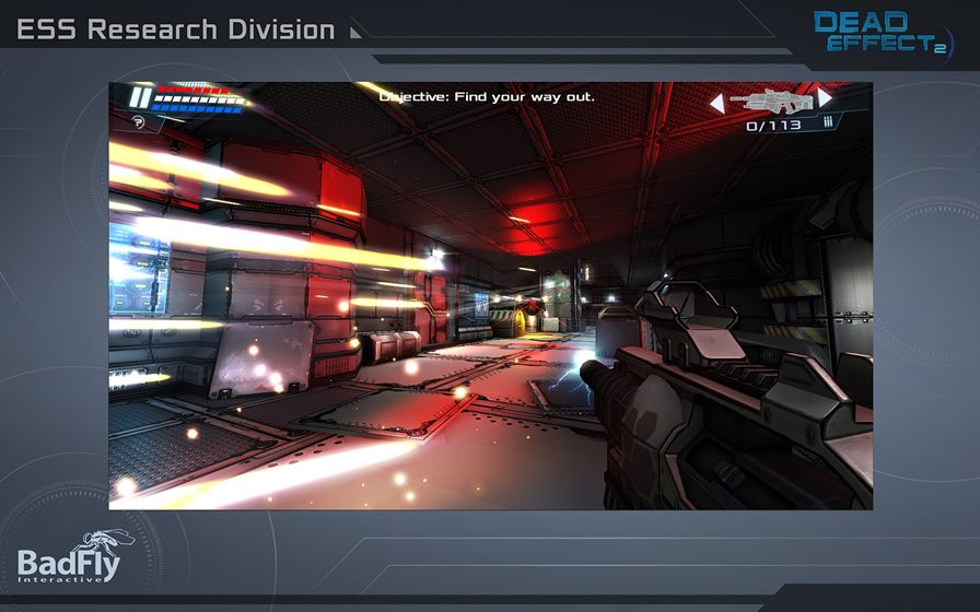 dead-effect-2-ios-android Dead Effect 2: Veja um vídeo com gameplay do aguardado FPS