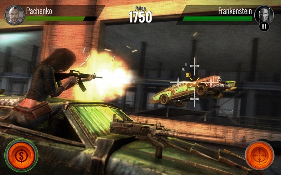 death-race-the-game-2 Death Race: Filme 'Corrida Mortal' ganha jogo 7 anos depois do seu lançamento