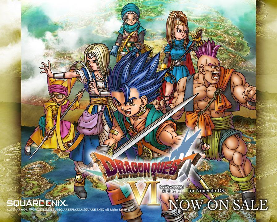 dq6-008 Com Dragon Quest VI, Square Enix continua o legado dos 'JRPGs' no Android e iOS
