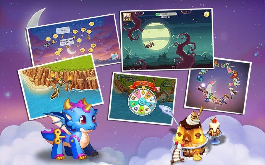 dragon-friends-android Melhores Jogos para Android da Semana #23 - 2015