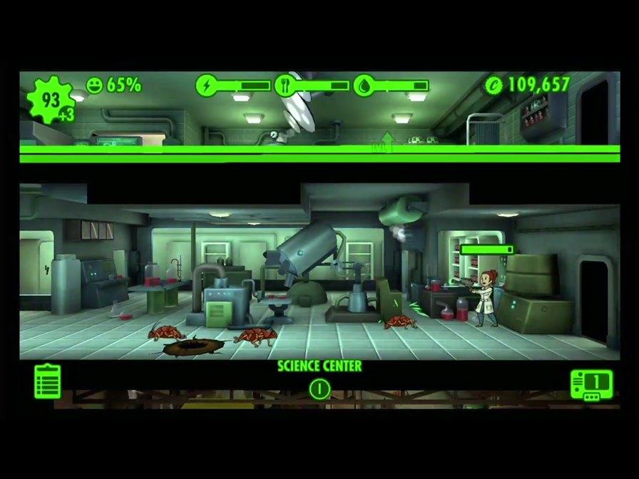 fallout_shelter28 E3 2015: Fallout Shelter é o game de administração de recursos da série Fallout  (iPhone e iPad)