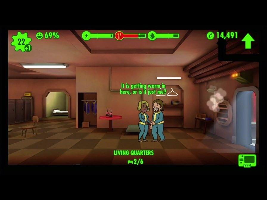 fallout_shelter31 E3 2015: Fallout Shelter é o game de administração de recursos da série Fallout  (iPhone e iPad)