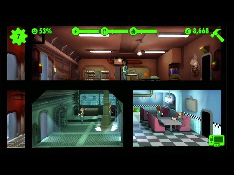 fallout_shelter6 E3 2015: Fallout Shelter é o game de administração de recursos da série Fallout  (iPhone e iPad)