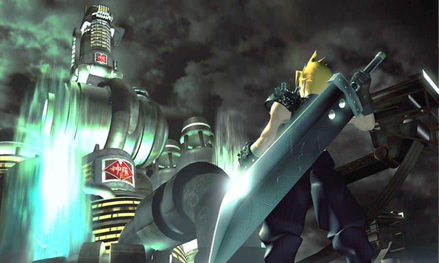 final-fantasy-7-ios-android Final Fantasy VII chega ao IOS e Inaugura uma Nova Era para os Jogos Mobile